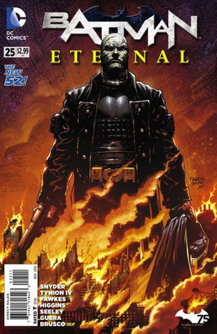 Batman Eternal (New 52) #25