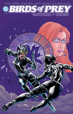 Birds Of Prey: Batgirl/Catwoman #2