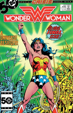 Wonder Woman Vol. 1 #329