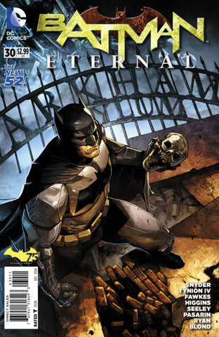 Batman Eternal (New 52) #30