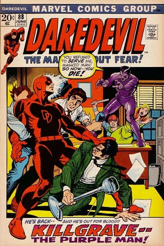 Daredevil Vol 1 #088