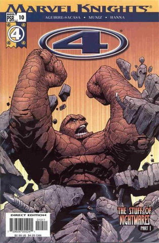 Marvel Knights: 4 #10