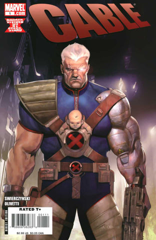 Cable Vol 2 #01