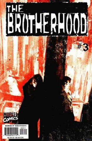 The Brotherhood #3