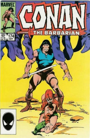 Conan The Barbarian #176