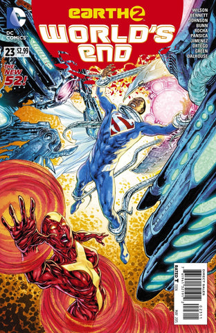 Earth 2: World's End #23