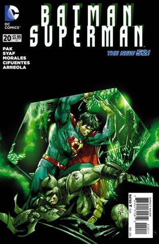 Batman/Superman (The New 52) #20