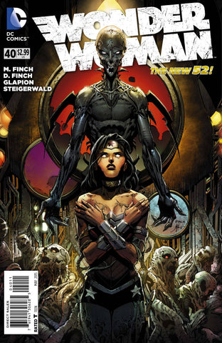 Wonder Woman (New 52) #40