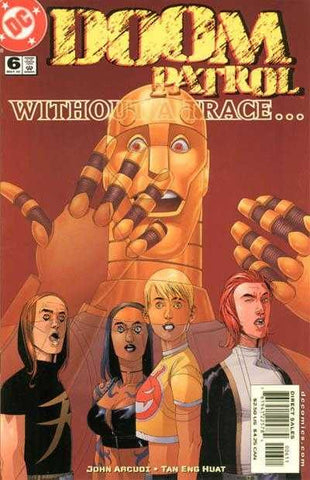 Doom Patrol Vol. 3 #06