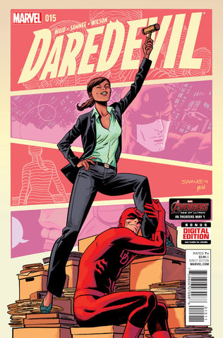 Daredevil Vol 4 #15