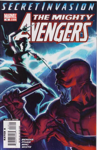 Mighty Avengers Vol. 1 #16
