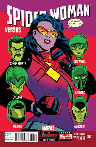Spider-Woman Vol. 4 #07