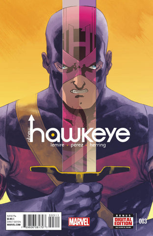 All-New Hawkeye Vol 1 #03