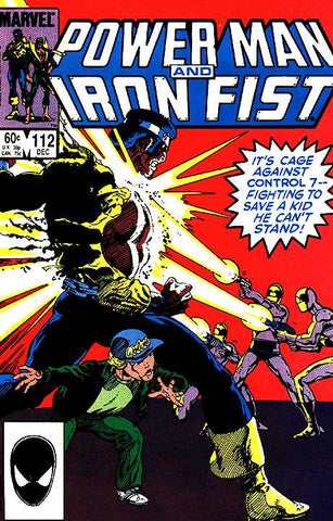 Power Man And Iron Fist Vol. 1 #112