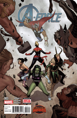 A-Force Vol 1 #3