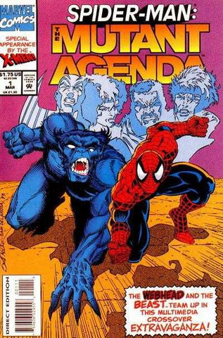 Spider-Man: The Mutant Agenda #1