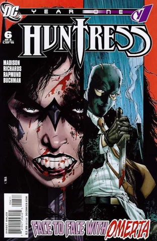 Huntress Year One #6