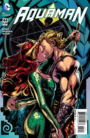 Aquaman (New 52) #44