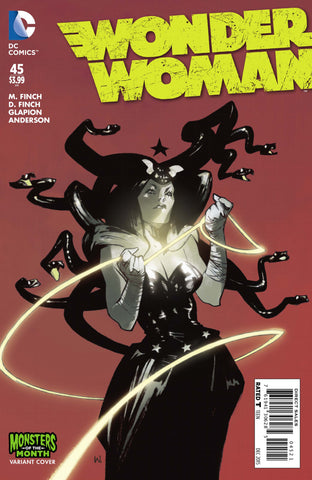 Wonder Woman (New 52) #45