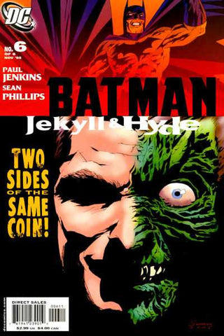 Batman: Jekyll & Hyde #6