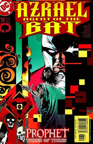 Azrael: Agent Of The Bat #072