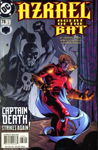Azrael: Agent Of The Bat #078