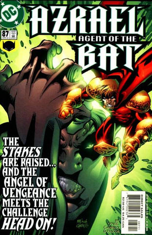 Azrael: Agent Of The Bat #087