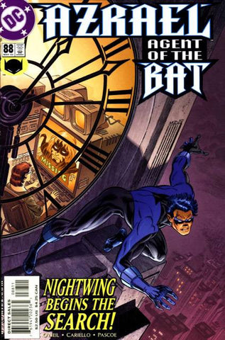 Azrael: Agent Of The Bat #088
