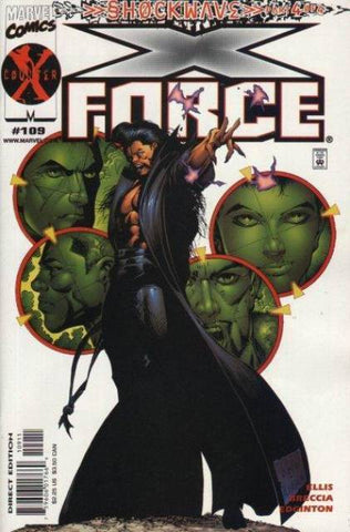 X-Force Vol. 1 #109