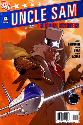 Uncle Sam And The Freedom Fighters Vol. 1 #4