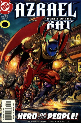 Azrael: Agent Of The Bat #095