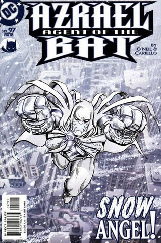 Azrael: Agent Of The Bat #097