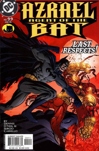 Azrael: Agent Of The Bat #099