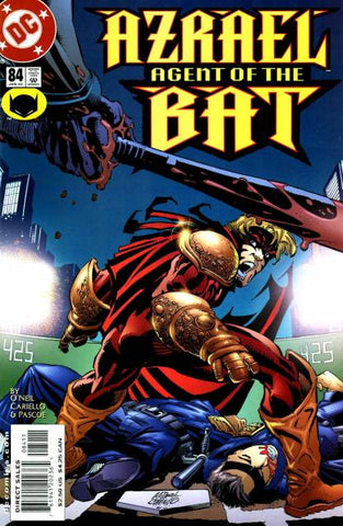 Azrael: Agent Of The Bat #084