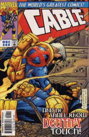 Cable Vol 1 #049