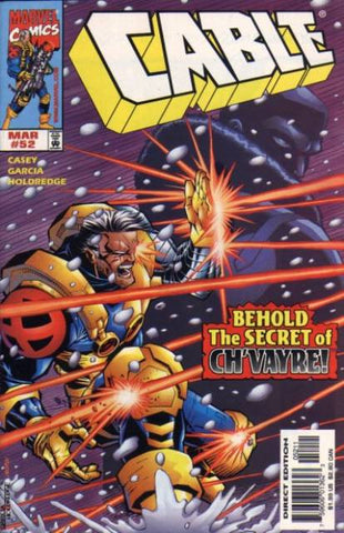 Cable Vol 1 #052