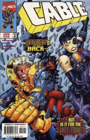 Cable Vol 1 #055
