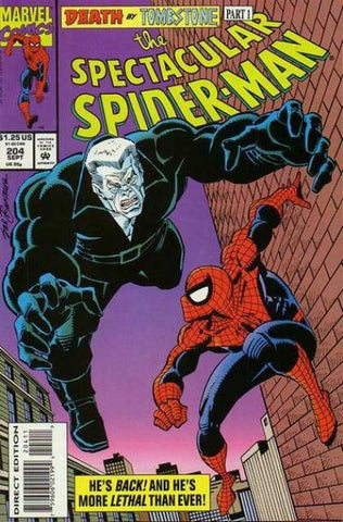 Spectacular Spider-Man Vol. 1 #204