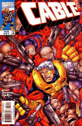 Cable Vol 1 #051