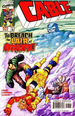 Cable Vol 1 #053