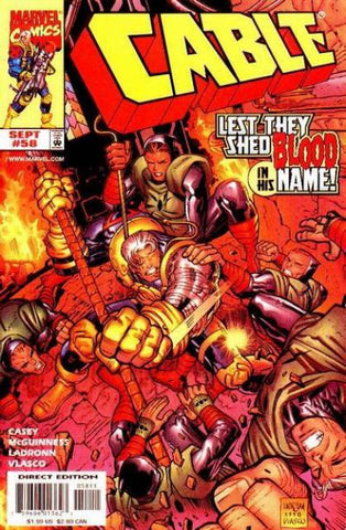Cable Vol 1 #058