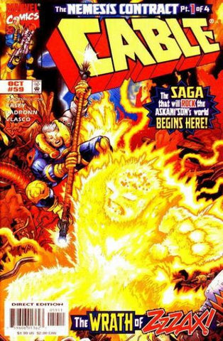 Cable Vol 1 #059