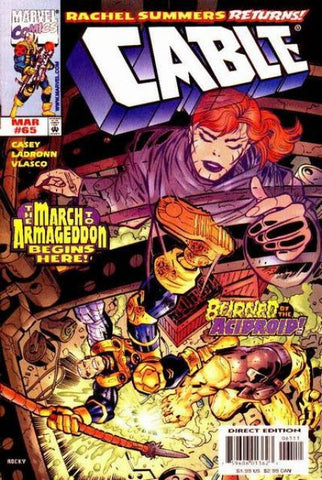 Cable Vol 1 #065