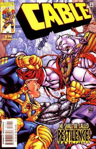Cable Vol 1 #074