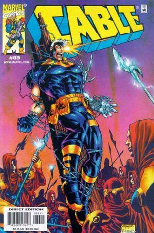 Cable Vol 1 #089