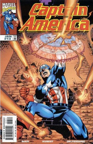 Captain America Vol 3 #13