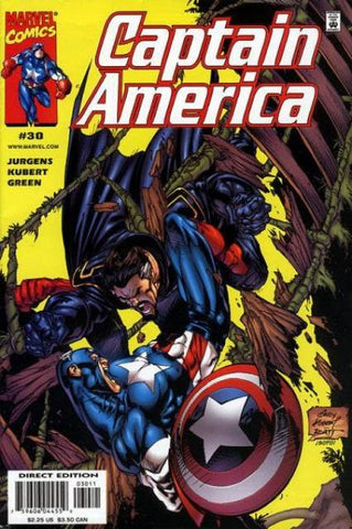 Captain America Vol 3 #30