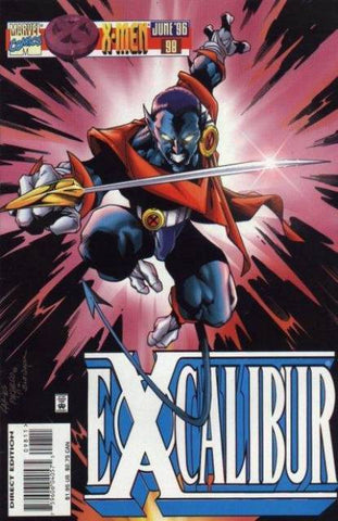 Excalibur Vol 1 #098