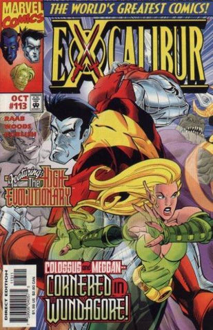 Excalibur Vol 1 #113