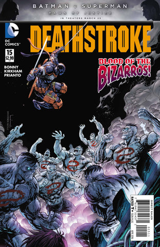 Deathstroke (New 52) Vol. 2 #15